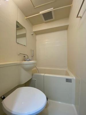 【浴室】高嶺グリーンハイツ