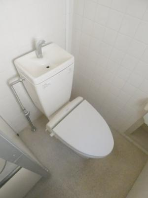 【トイレ】鴨江1丁目貸店舗