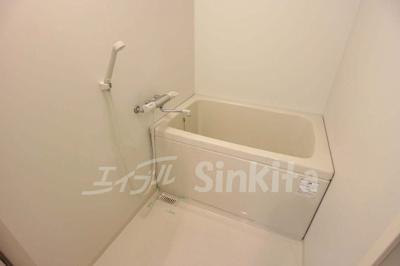 【浴室】セントラルハイツ
