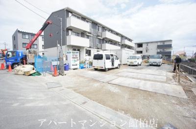 【駐車場】(仮)柏市花野井PJ B棟