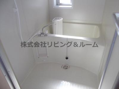 【浴室】グランピアコーポ・B棟