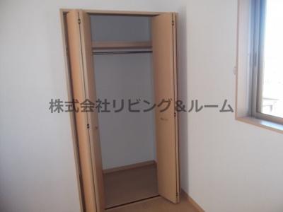 【収納】グランピアコーポ・B棟