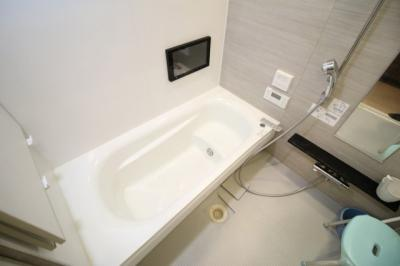 【浴室】ザ・パークハウス大手前タワーレジデンス