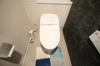 【トイレ】ザ・パークハウス大手前タワーレジデンス