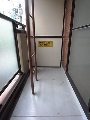 【バルコニー】グローリー元町