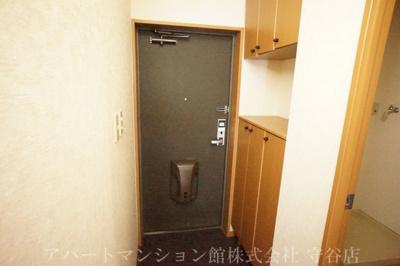 【玄関】グランシャリオ