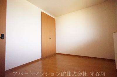 【寝室】グランシャリオ