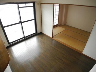 【居間・リビング】トーカンマンション泉町