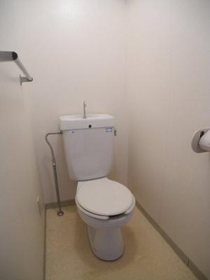 【トイレ】トーカンマンション泉町
