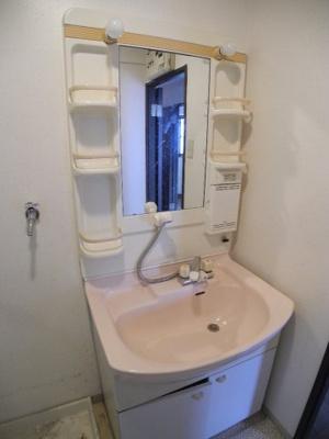 【独立洗面台】トーカンマンション泉町