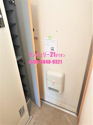 【玄関】ブライトM-306