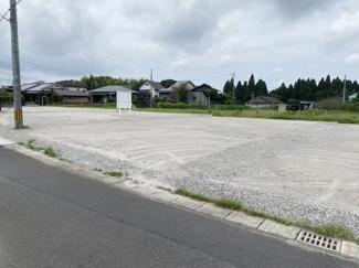 【前面道路含む現地写真】石谷町 6区画分譲 建築条件無