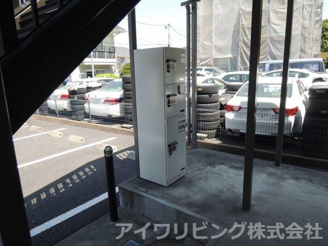 宅配ボックス完備【メゾンパーク】