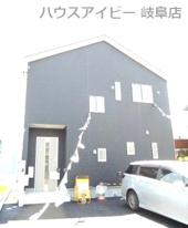 岐阜市下鵜飼 新築建売全1棟 1790万円の新築登場です♪お車スペース並列3台可能!南側にお庭あり!の画像