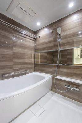 【浴室】ビラハイツ北の丸