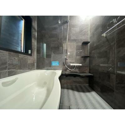 【浴室】【新築】大塚町柳ヶ迫モデル