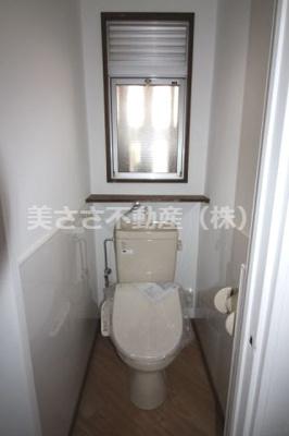 【トイレ】エコーマンション