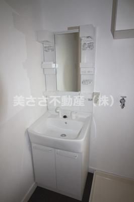 【独立洗面台】エコーマンション