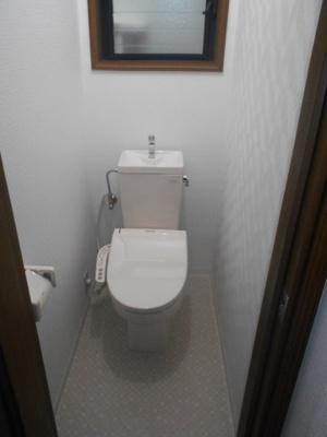 1階、2階にトイレ有り