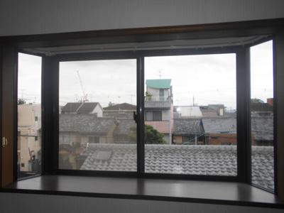 3階洋室からの眺望 南向き
