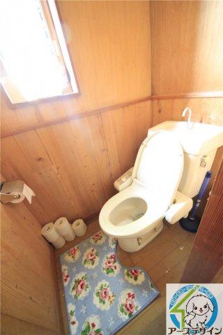 【トイレ】大久保町西脇資材置き場