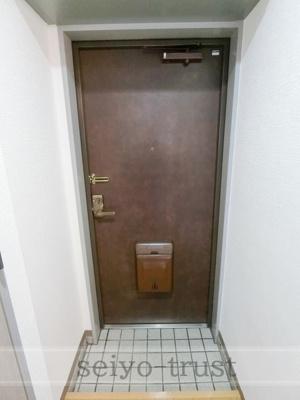 【玄関】ユーアイビル