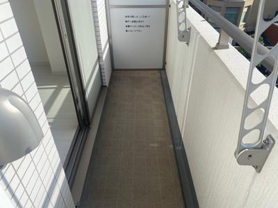 【バルコニー】フィオリトゥーラ三軒茶屋ステーションフロント