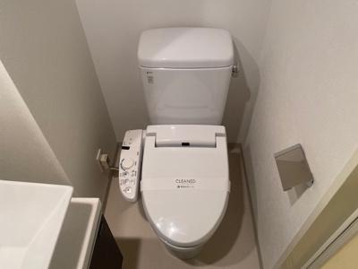 【トイレ】フィオリトゥーラ三軒茶屋ステーションフロント