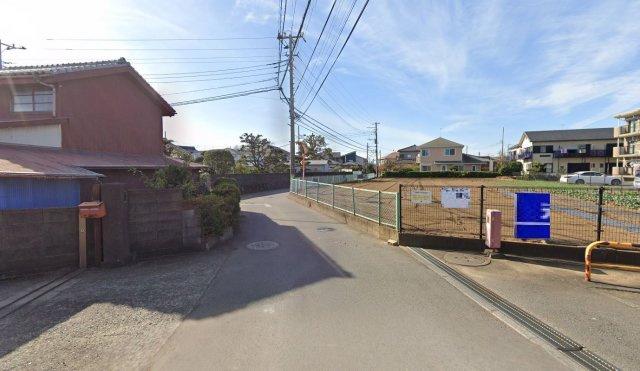 【前面道路含む現地写真】新築 茅ヶ崎市円蔵3期 3号棟