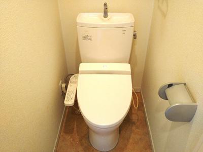 【トイレ】エスティメゾン三軒茶屋