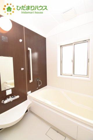 【浴室】伊奈町寿2丁目 中古一戸建て