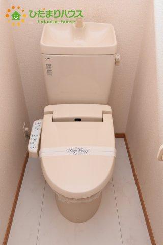 【トイレ】伊奈町寿2丁目 中古一戸建て