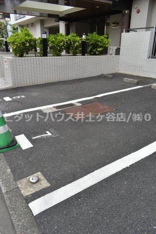 【駐車場】コスモ横浜吉野町