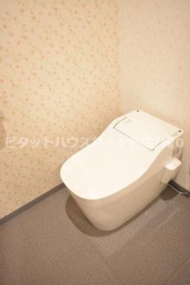 【トイレ】コスモ横浜吉野町