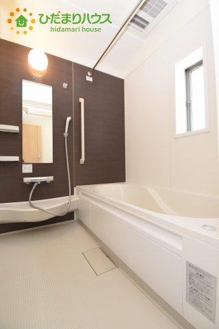 【浴室】鴻巣市上谷 中古一戸建て
