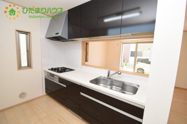 【キッチン】鴻巣市上谷 中古一戸建て
