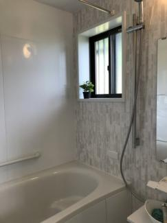 【浴室】米原市堂谷 中古戸建