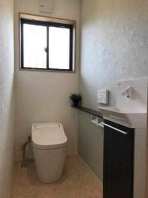 【トイレ】米原市堂谷 中古戸建