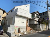神戸市垂水区青山台4丁目新築戸建の画像