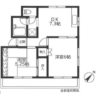 【一棟売物件】中古アパート◆JR武蔵野線「新八柱」13分◆