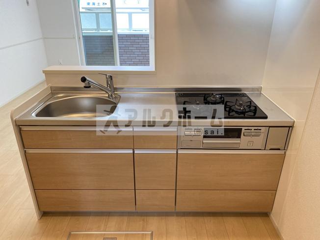 コンフォートしき(八尾市志紀町・JR志紀駅) キッチン