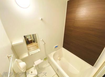 浴室/自動お湯張り機能有