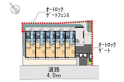 【区画図】新山下
