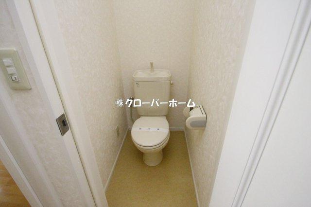 【トイレ】ロッシェル旭町3号棟