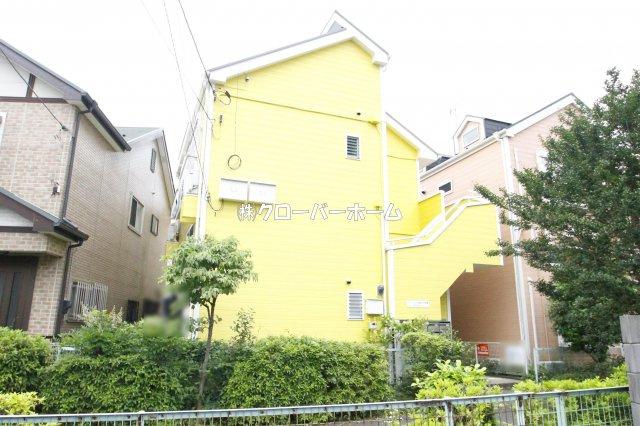 【外観】ロッシェル旭町3号棟