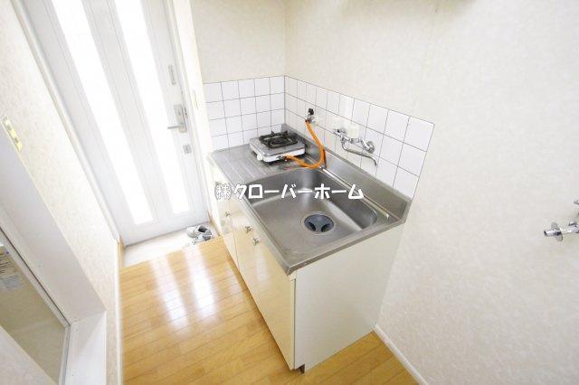 【キッチン】ロッシェル旭町3号棟