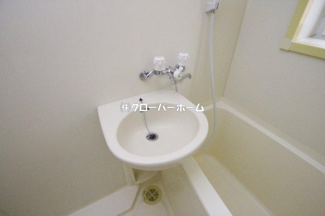 【洗面所】ロッシェル旭町3号棟