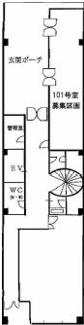 第二芦池ビルディング 図面