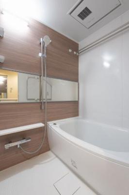 【浴室】イトーピア東陽町マンション