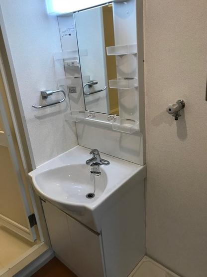便利な独立洗面台 ※別室参考写真